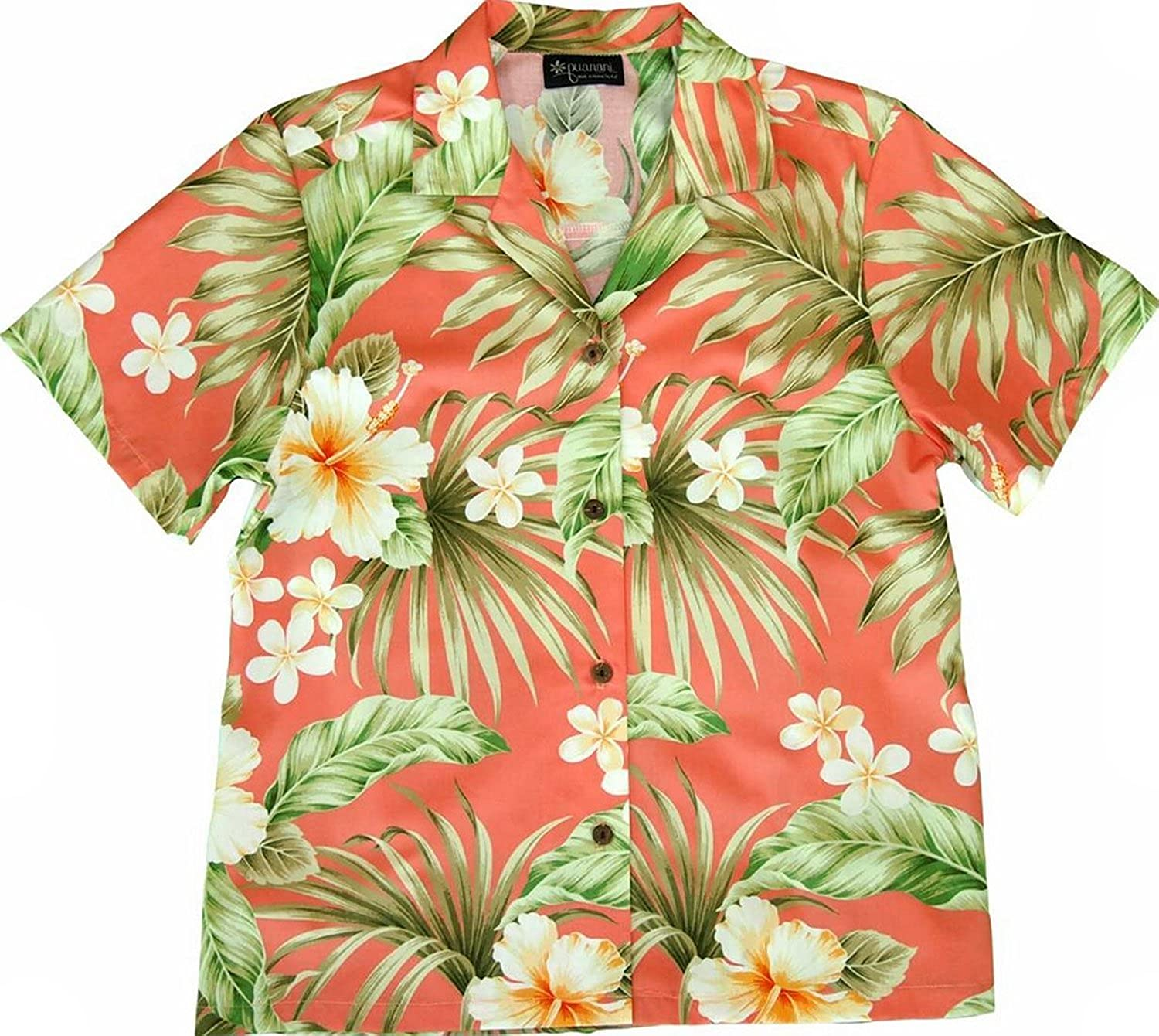 Gifts Online limited product RJC Women Full Bloom Shirt Camp Tropical