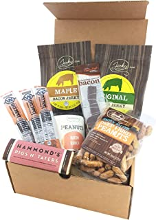 Bacon Lover's Gift Box - REGULAR SIZE - Best Gift for Bacon Fanatics and Any Occasion