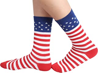 JASMINO Over Knee Long Sock Striped Thigh High Socks Girls Long Knitting Socks Cute Cosplay Costume Cosplay Stockings