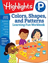 Colors Shapes Patterns : Highlights Hidden Pictures