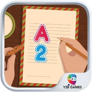 Kids Preschool Learning Game (Read & Write)