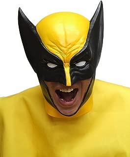 wolverine mask cosplay