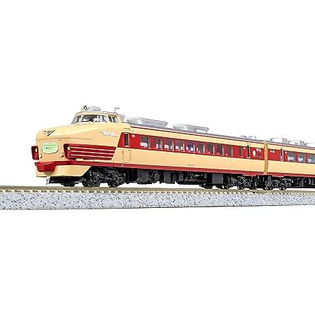 KATO Nゲージ 485系 特急「みどり」 4両セット 10-1480 鉄道模型 電車