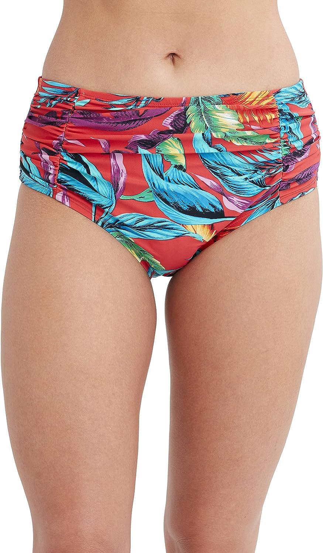 Caribbean Joe Women's Standard High Waist Bottom