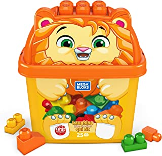 Mega Bloks Laughing Lion