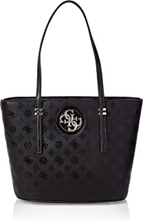 Guess Tote Bag for Women- Black