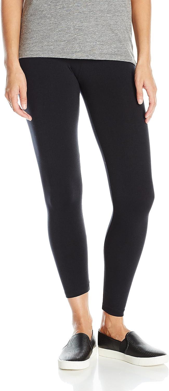 David Lerner Womens Basic 9  Rise Legging Leggings