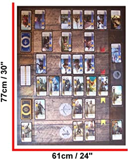The Witcher 3 Wild Hunt Game Board for Gwent Card Playing