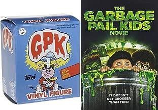 GPK Movie & Figure The Garbage Pail Kids Gross DVD Blind Box Mystery Minis Toy bundle