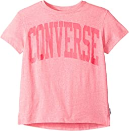 Converse Kids - Collegiate Tee (Big Kids)
