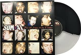 All Killer No Filler (Limited Edition Clear/Black Split Colored Vinyl)