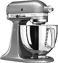 KitchenAid Artisan 5KSM125ECU, keukenmachine met basisuitrusting, CONTUR-SILVER