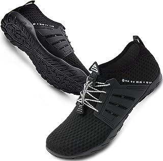 سيماري احذية رياضية سريعة الجفاف للرجال والنساء، للغوص الحافي والسباحة وركوب الأمواج والمشي على الشاطئ واليوغا