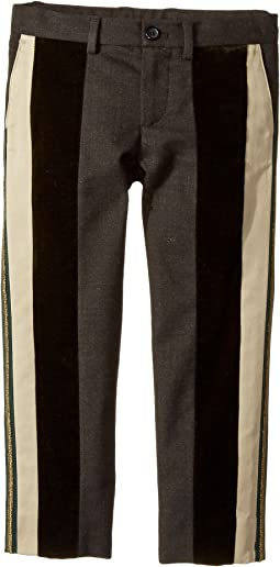 Dolce & Gabbana Kids - Side Stripe Pants (Toddler/Little Kids)