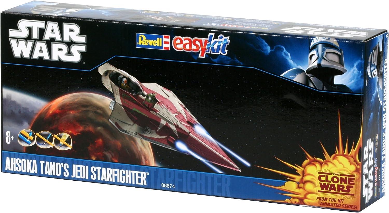 barato y de alta calidad Revell easykit 0- Caza Jedi de Ahsoka - - - Fig-Nave Caza Jedi Ahsoka Tano sw  ventas en linea