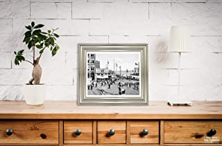 New York Map Company  Photo - Historic Detroit, Michigan - Ferries to Boblo Island, c1895 |Size: 8x10|Ready to Frame