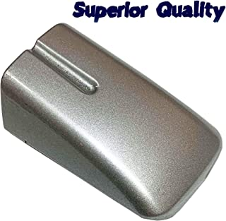 Front or Rear Right Passenger Side Outside Exterior Outer Door Handle Cover For 04-08 Acura TL 3.2 3.5L NH700M Alabaster Silver Metallic 2004 2005 2006 2007 2008