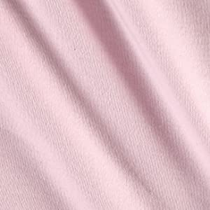 Mike Cannety Textiles Cotton Interlock Knit Pink Fabric By The Yard