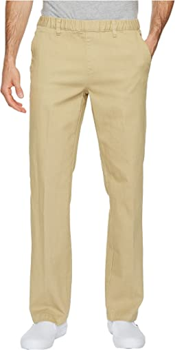NBZ® Khaki Casual Dress Pants