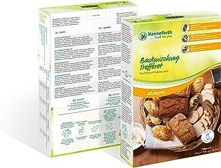 Glutenfreie Backmischung Teffbrot   3x400gr   Hanneforth