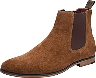 Sponsored Ad - Allonsi | Genuine Leather Chelsea Boots | Chelsea Boot for mens | Handcrafted Detailing | Flexible Sole | Lightweight Construction | Italian Design | Quality Craftsmanship | Everyday Comfort