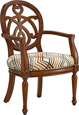 Powell PAMZN1539 Ammy Chair Brown