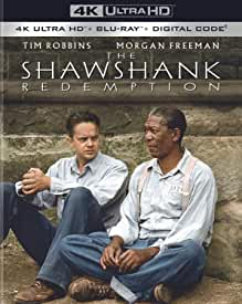 The Shawshank Redemption arrives on 4K Ultra HD and Digital September 14 from Warner Bros.
