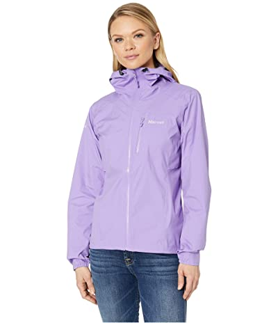 Marmot Essence Jacket (Paisley Purple) Women