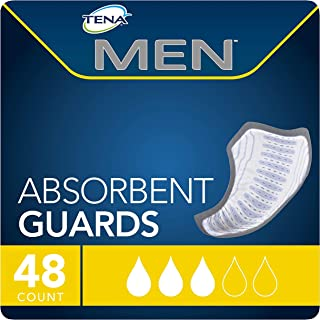 Tena Men Incontinence Guards for Men, 48 Count