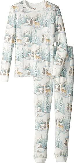 P.J. Salvage Kids - Lost in Wonder Jammie Set (Toddler/Little Kids/Big Kids)