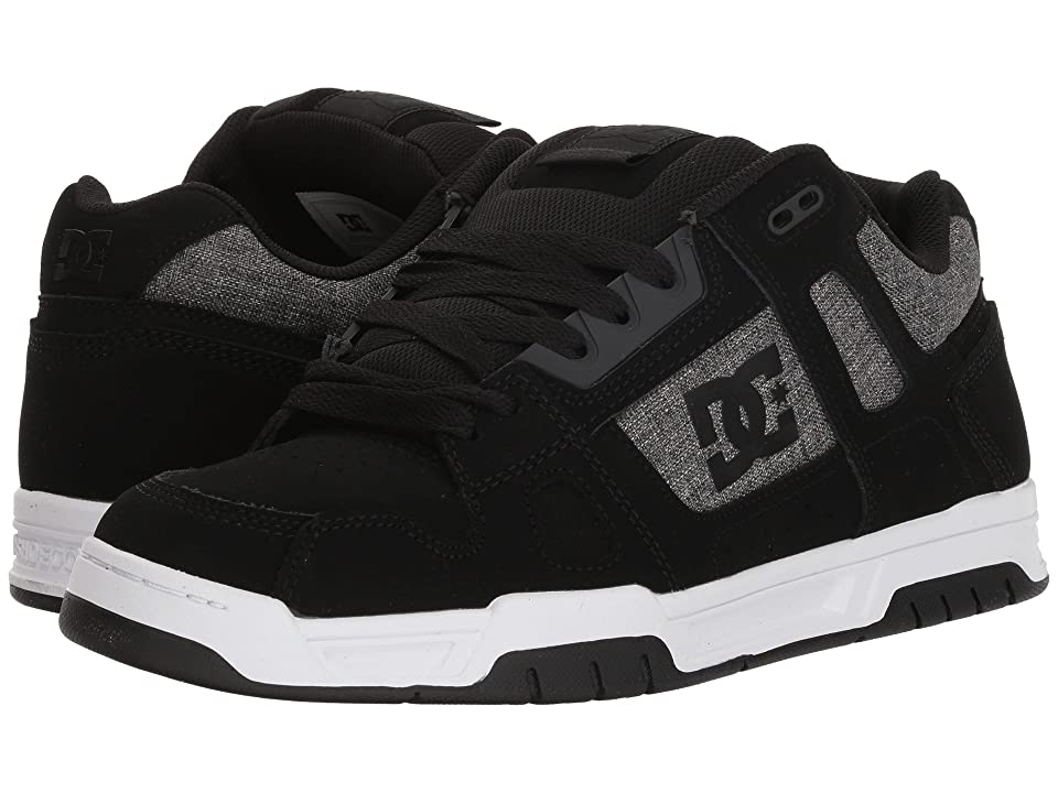 DC Stag (Black/Grey/White) Men