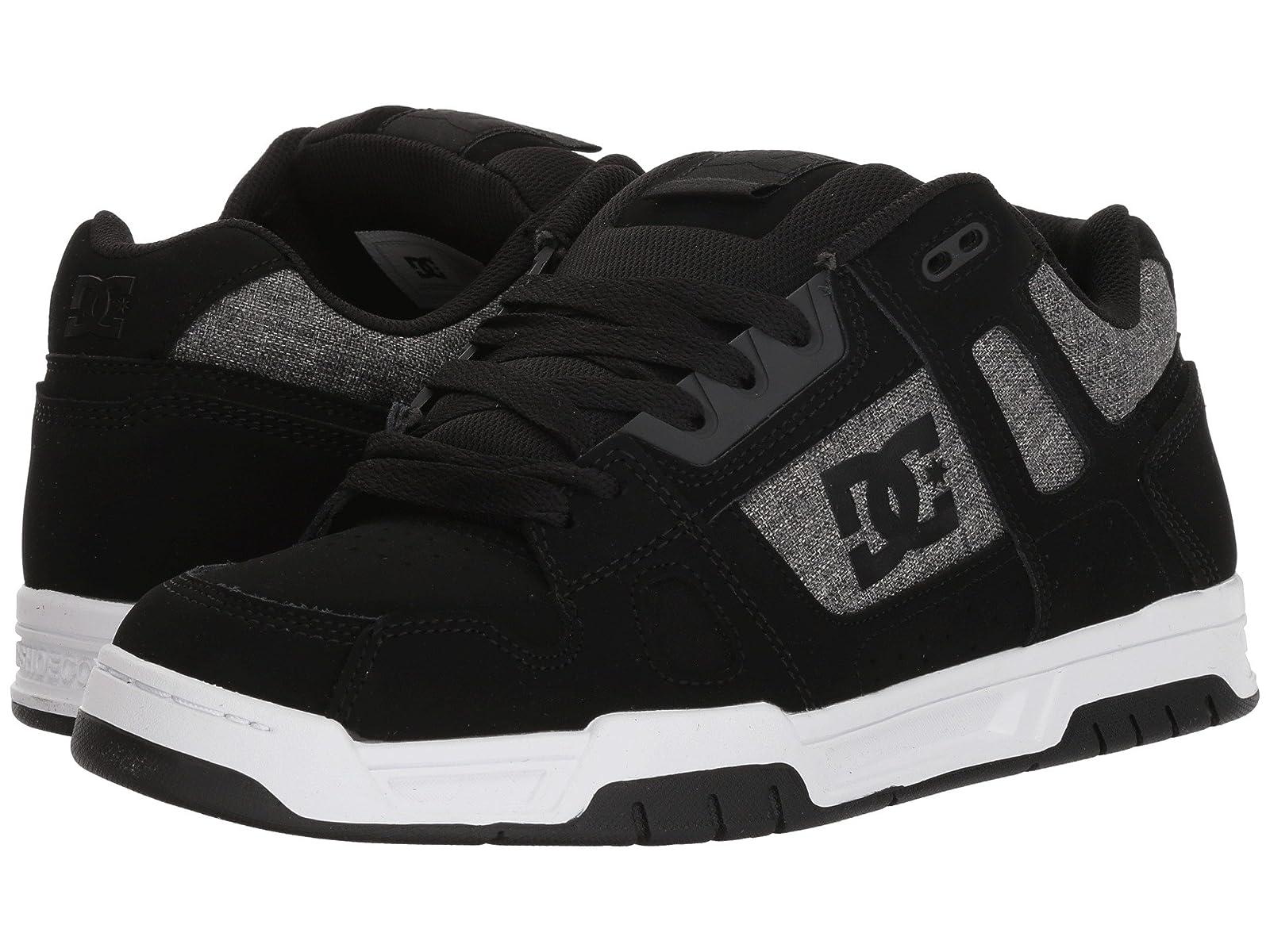 DC StagAtmospheric grades have affordable shoes