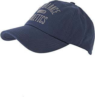NYCM 6 Panel Curved Brim Patch Cap