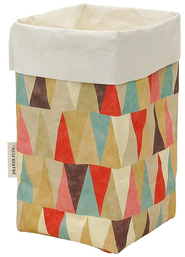 アブセイマニア接辞animo アニモ 丈夫な 紙でできた セルロース ペーパー バッグ 小物収納 細三角 71123