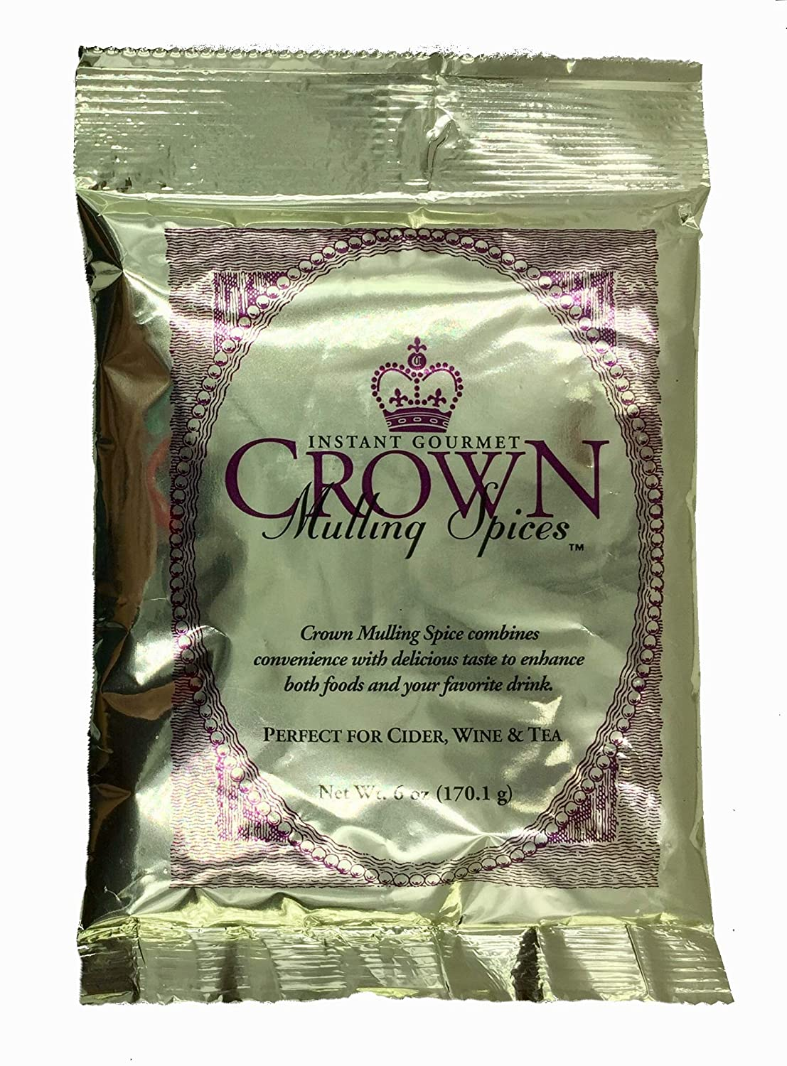 Crown Mulling Spices/Instant Gourmet Mulling Spice (1)