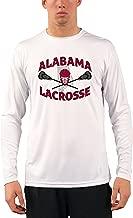 Vapor Apparel Alabama Lacrosse Men's UPF 50+ Performance T-Shirt
