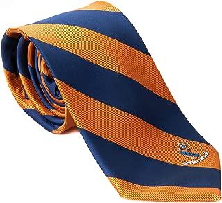 Kappa Delta Rho Fraternity Necktie Tie Greek Formal Occasion Standard Length Width KDR (Striped Crest Necktie)