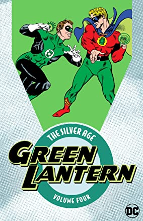 Green Lantern The Silver Age Vol. 4