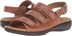 Luggage Smooth Sandal Leather