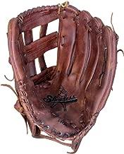 Shoeless Joe Gloves H Web Brown Glove