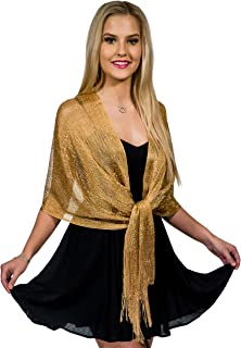 Best silver pashmina wrap Reviews