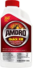 Amdro Quick Kill Lawn and Landscape Insect Killer Concentrate, 32-Ounce
