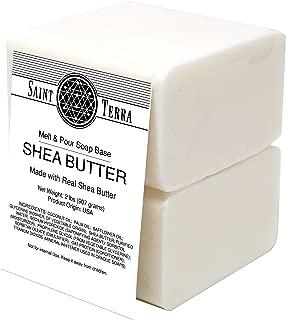 homemade cocoa butter soap