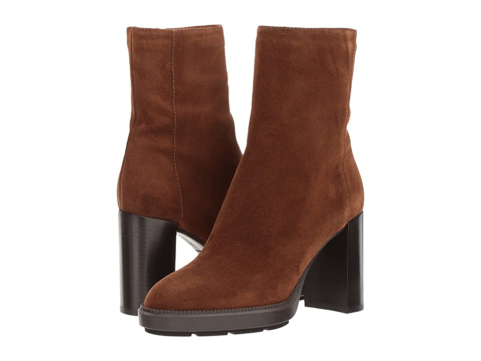 Aquatalia Isla (Chestnut Suede) Women