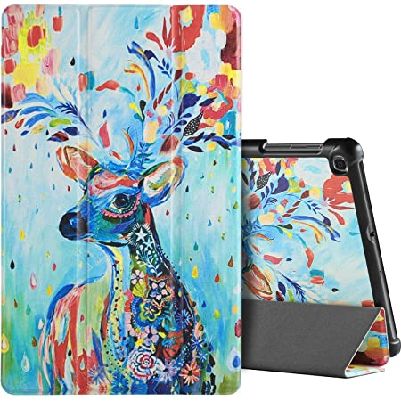 Easyacc Hülle Kompatibel Mit Samsung Galaxy Tab A 10 1 Computer Zubehör