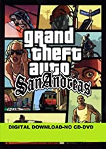 Grand Theft Auto San Andreas PC Download Code Only (NO CD/DVD)