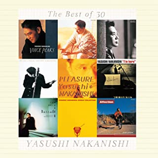 THE BEST OF 30 YASUSHI NAKANISHI