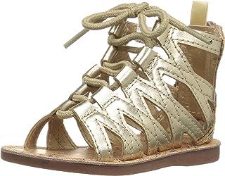 ecb5983b27517 OshKosh B Gosh Priya Girl s Gladiator Sandal
