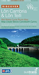 Lon Cambria and Lon Teifi, Mid Wales (Sustrans National Cycle Network)