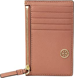 ff8e687a0701 Tory Burch. Kira Slim Card Case.  98.00. Tramonto